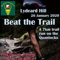 Beat The Trail Lydeard Hill 2020 01 26