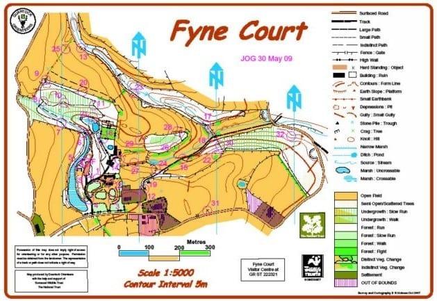 A Fyne run