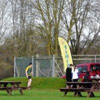 Our picnic area base on Saturday
