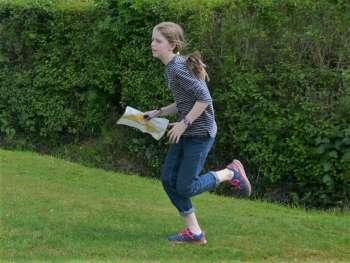 Eleanor Running Well