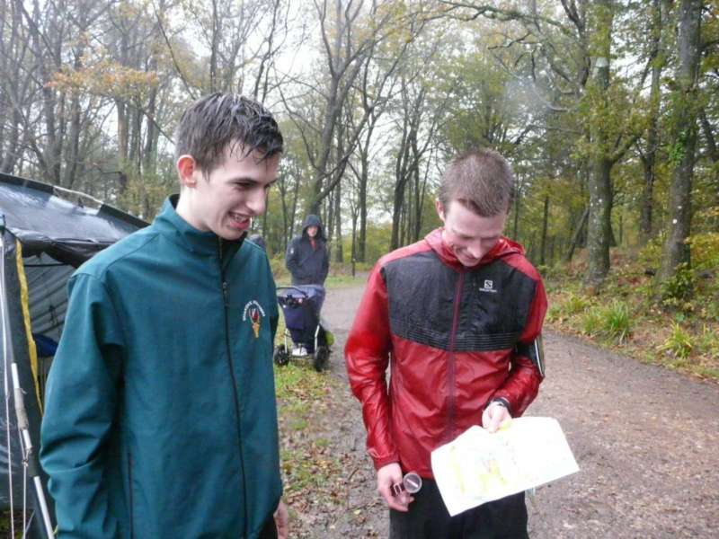 Tom And Ollie Reviewing The Run