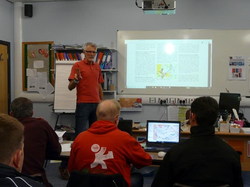 Gavin's presentation