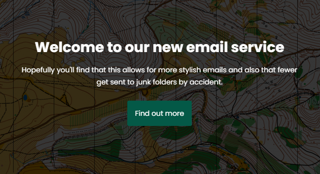 New Email Service