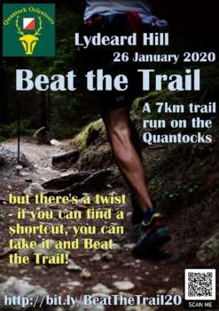 Beat The Trail Flyer Lyd S