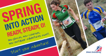 British Orienteering Spring Into Action Facebook 122X630Px