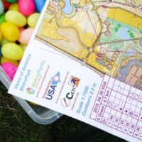 Easter Egg Orienteering