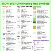 Maprunner Map Symbols 2017