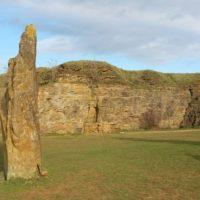 Millenium stone circle, Ham Hill