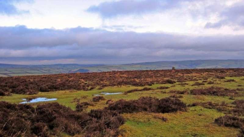 Exmoor landscape