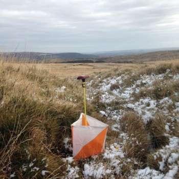 Holne Moor Snow