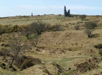 Craddock Moor mine, Cornwall