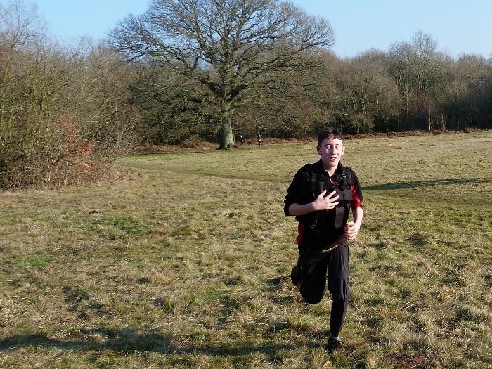 Sam- blistering run wasn't enough