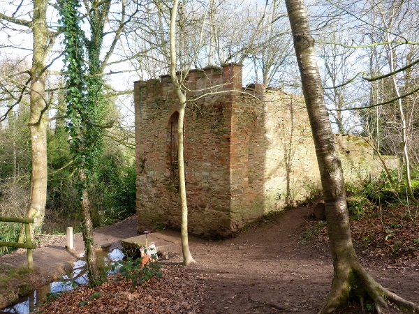 Folly at Fyne Court