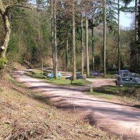 Picnic area, Ramscombe