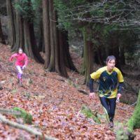 Steep slope Ramscombe