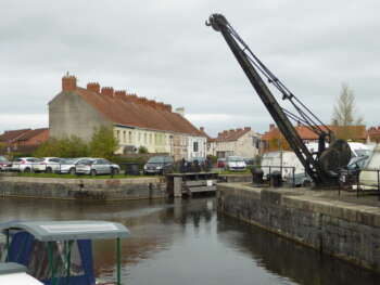 Bridgwater Docks