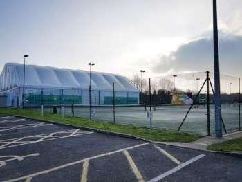 Blackbrook Pavilion