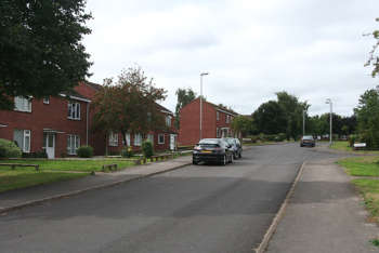 Lime Crescent, Holway