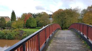Goodlands Gardens Footbridge