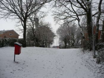 Path from Cowleymoor to Moorhayes, Tiverton