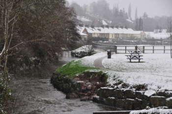 River Lowman, Tiverton