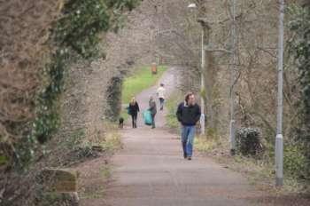 Tiverton Cowleymoor Footpath