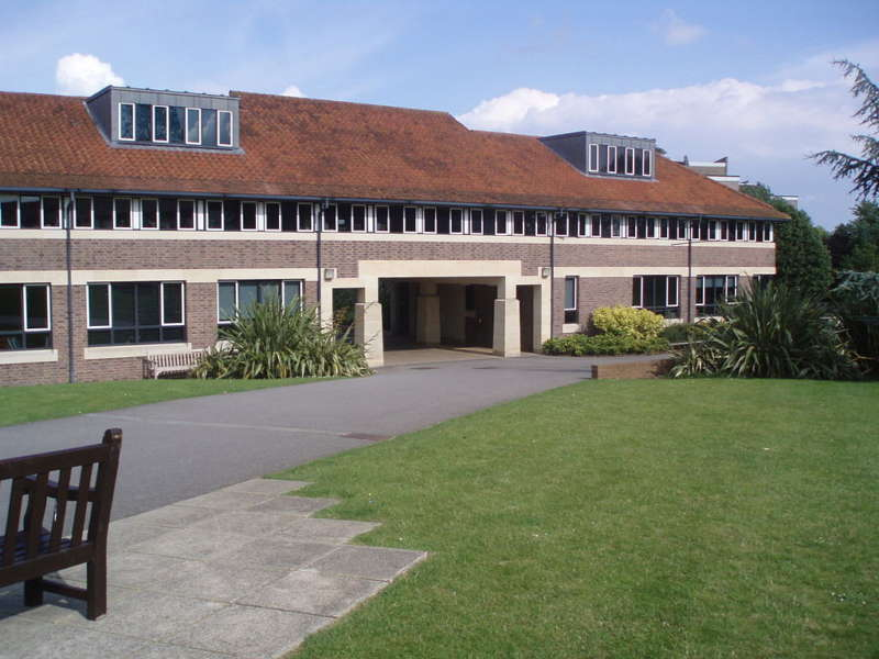 Millfield Maths block
