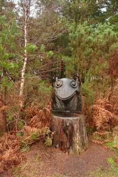 Sculpture, Horner Woods