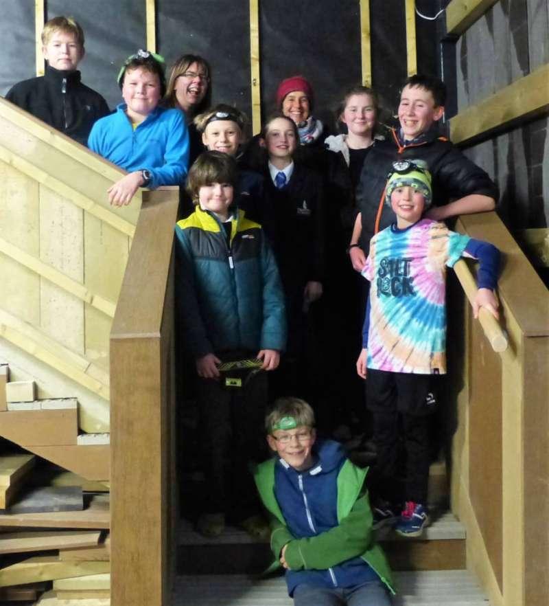 Junior training, COACH building