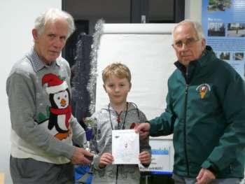 Jacob Hare Certificate
