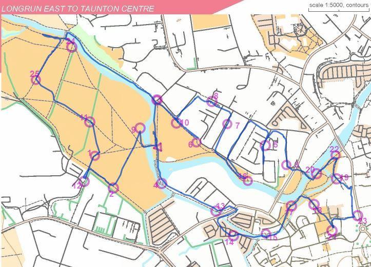 Jenny's route