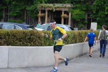 Pete Heads Off Castle Green