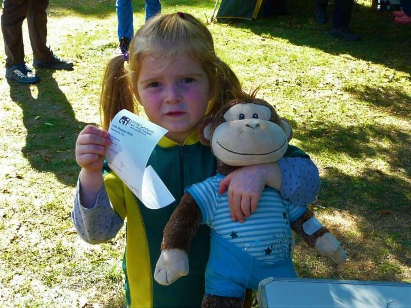 Monkey did well at last year's champs