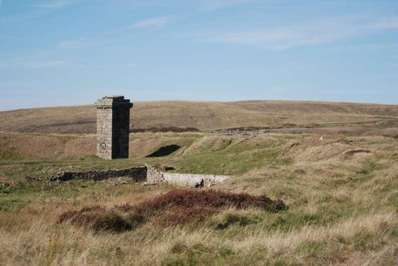 Open moorland at Pwll Du