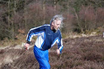 Multiple mountain marathon winner Ifor Powell (BOK)