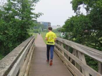 Over The Bridge To Longrun Meadow
