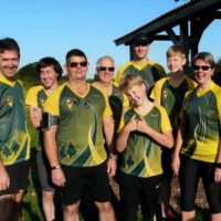 Eight of our Longrun Parkrunners