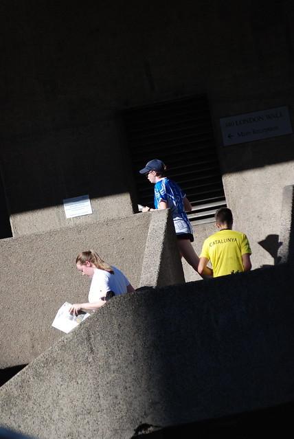 Multi-level action, Barbican