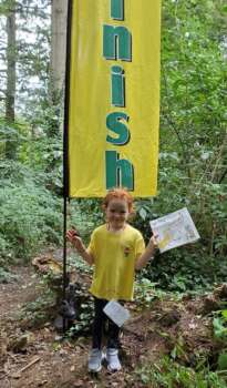 'I love orienteering. I didn't want it to end.'