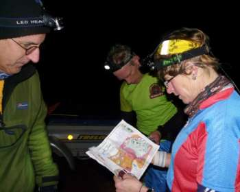 Graham Talks To Robin After Her Run