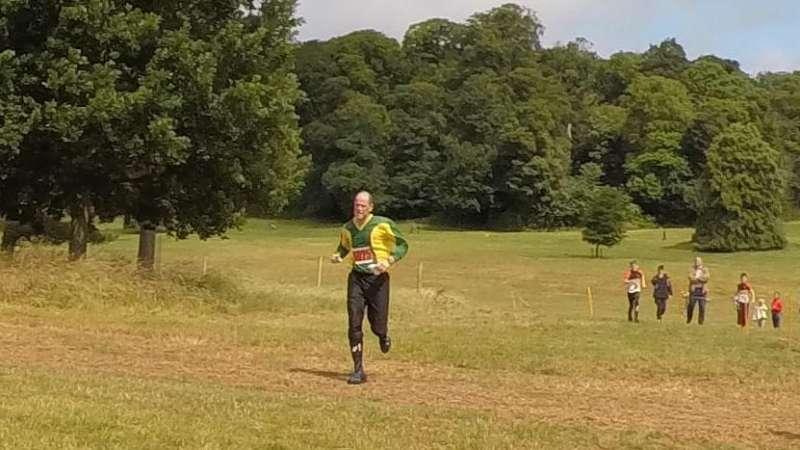 QO Vadis first leg runner Spencer