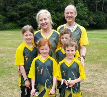 Hardy Juniors team