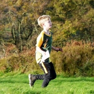 Leading on White: Jacob at Lydeard Hill