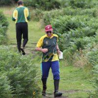 Roger Craddock, Devon relays 2014