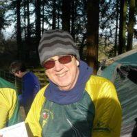Roger at Culm Davy, 2017