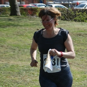 Samantha- good run at Calne