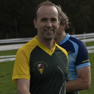 Richard S at the 2018 Compass Sport Cup final