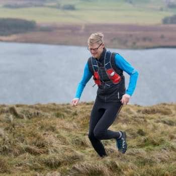 Dave Peel, Malhamdale Fell Race 2016 V2