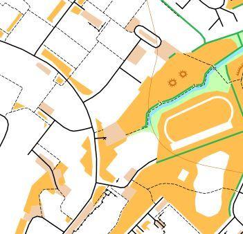 Wellington East- map excerpt