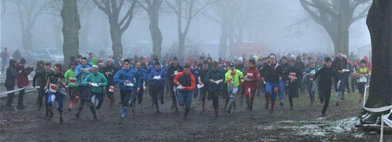 The relays at Beaudesert